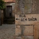 Sem saída, por Fátima Condeço. Numão.
